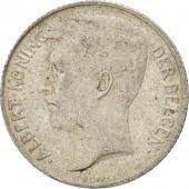Monnaie, Belgique, 50 Centimes, 1912, TTB+, Argent, KM:71