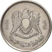 Libya, 10 Dirhams, 1975, TTB+, Copper-Nickel Clad Steel, KM:14