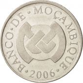 Mozambique, 5 Meticais, 2006, TTB+, Nickel plated steel, KM:139
