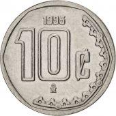1995 Mexican 10 Centavos Coin Mexico (1905-now) Coins: World