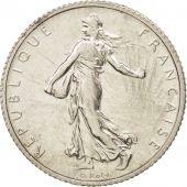Monnaie, France, Semeuse, Franc, 1916, Paris, SUP, Argent, KM:844.1, Gadoury:467
