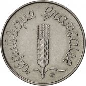 France, Épi, Centime, 1973, Paris, SUP, Stainless Steel, KM:928, Gadoury:91