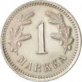 Finlande, Markka, 1921, SUP, Copper-nickel, KM:27