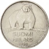 Finlande, 50 Penniä, 1990, TTB+, Copper-nickel, KM:66