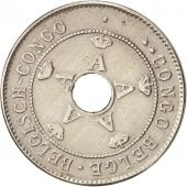 Monnaie, Congo belge, 10 Centimes, 1911, Heaton, TTB+, Copper-nickel, KM:18