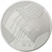 Vème République, 10 Euro France-Chine 2014