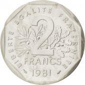 piece de monnaie 2 francs 1981