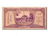 Indochine, 100 Piastres type 1942-45, lettre C