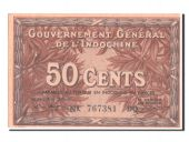 Indochine, 50 Cents type 1939