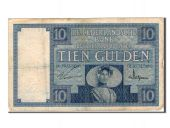 Pays-Bas, 10 Gulden type 1924-29, Pick 43b