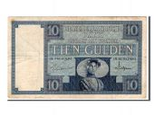 Pays-Bas, 10 Gulden type 1924-29, Pick 43a