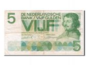 Pays-Bas, 5 Gulden type 1966-72, Pick 90a