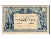 Pays-Bas, 10 Gulden type 1919-23, Pick 35