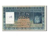Pays-Bas, 10 Gulden type 1930-33, Pick 49