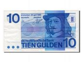 Pays-Bas, 10 Gulden type 1966-72, Pick 91a
