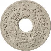 Indochine, 5 Cent 1930, KM 18