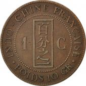 Indochine, 1 Cent 1893 A, KM 1