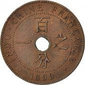 Indochine, 1 Cent 1899 A, KM 8