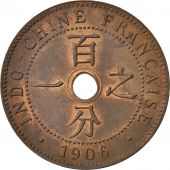 Indochine, 1 Cent 1906 A, KM 8
