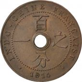 Indochine, 1 Cent 1914 A, KM 12.1