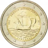Portugal, 2 Euro Mendes Pinto 2011