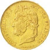 Louis-Philippe, 20 Francs Or 1832 B, KM 750.2