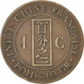 Indochine, 1 Cent 1885 A, KM 1