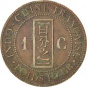 Indochine, 1 Cent 1886 A, KM 1