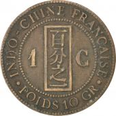 Indochine, 1 Cent 1887 A, KM 1