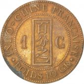 Indochine, 1 Cent 1892 A, KM 1