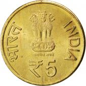 Inde, République, 5 Rupees 2012 (B), KM New