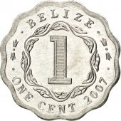 Belize, 1 Cent 2007, KM 33a