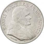 Vatican, Jean-Paul II, 10 Lire 1992, KM 236