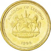 Lesotho, Royaume, 10 Licente 1998, KM 63