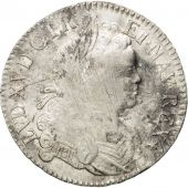 Louis XV, Ecu de France-Navarre 1718 N, KM 435.14