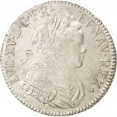 Louis XV, Ecu de France-Navarre 1718 K, KM 435.11