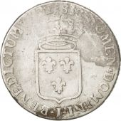 Louis XV, 1/3 Ecu de France 1722 I, KM 457.10