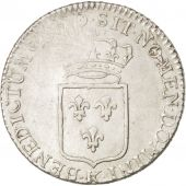 Louis XV, 1/3 Ecu de France 1720 K, KM 457.11