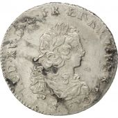 Louis XV, 1/3 Ecu de France 1721 K, KM 457.11
