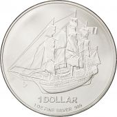 Iles Cook, 1 Dollar 2009, 1 once Argent, KM 1473