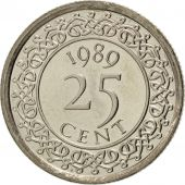 Surinam, 25 Cents 1989, KM 14a
