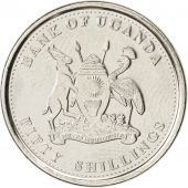 Ouganda, 50 Shillings 2012, KM New