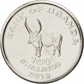 Ouganda, 100 Shillings 2012, KM New