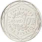 France, Monnaie de Paris, 10 Euro Bourgogne 2010, KM 1649