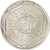 France, Monnaie de Paris, 10 Euro Centre 2010, KM 1650