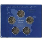 Germany, Euro Set of 5 x 2 Euro, 2006 ADFGJ