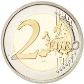 Belgium, 2 Euro Treaty of Rome 2007, Brussels, KM:247, MS(65-70), Proof