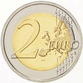 Belgium, 2 Euro Womens Day 2011, Brussels, KM:308, MS(65-70), Proof