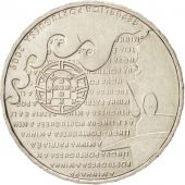 Portugal, 2-1/2 Euro, 2009, Lisbon, KM:791, MS(63), Copper-nickel