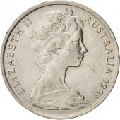 Australia, Elizabeth II, 10 Cents, 1981, MS(60-62), Copper-nickel, KM:65